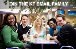 Join the KT Email Family