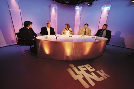 Kensington Temple Television Programming