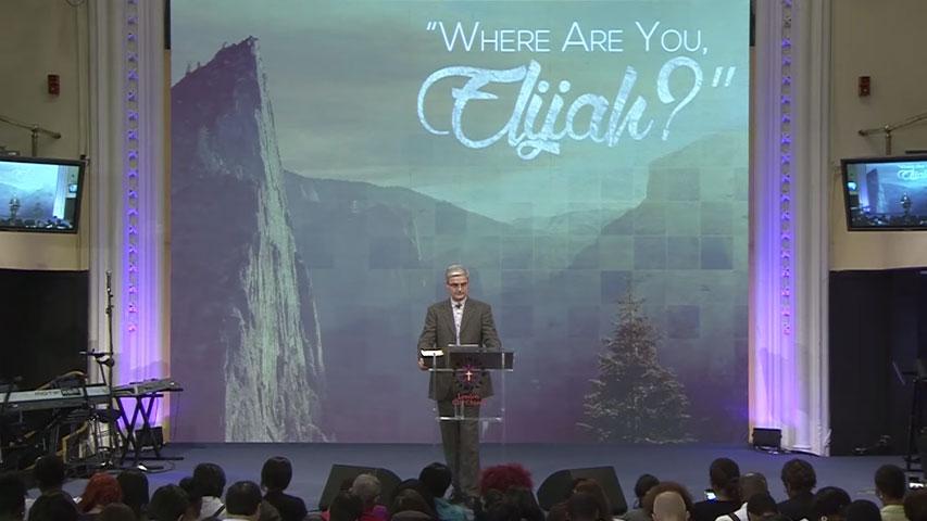 Where Are You, Elijah?