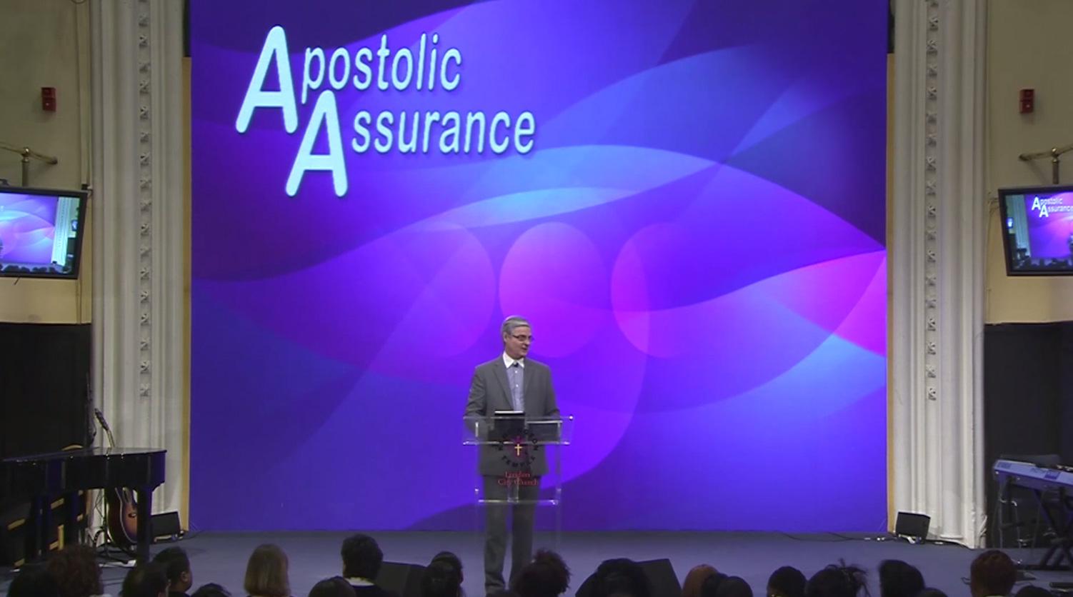 Apostolic Assurance
