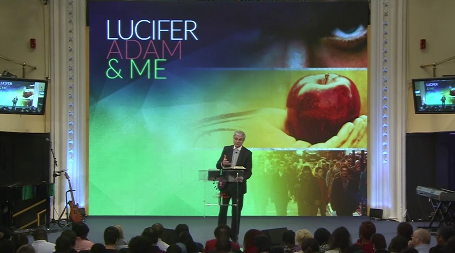 Lucifer, Adam and Me