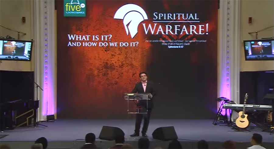 Spiritual Warfare and Evangelism