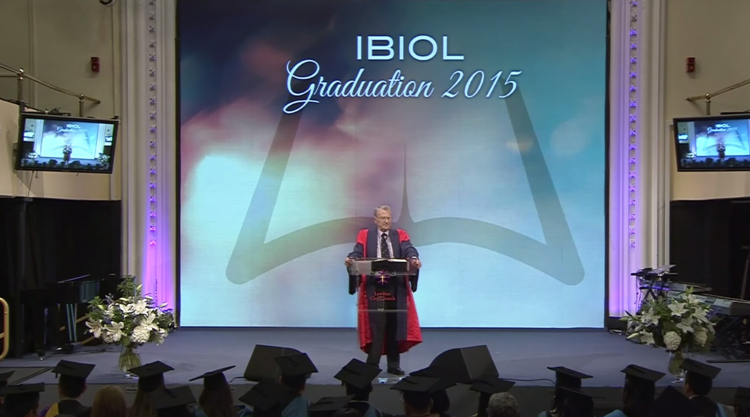 IBIOL Graduation