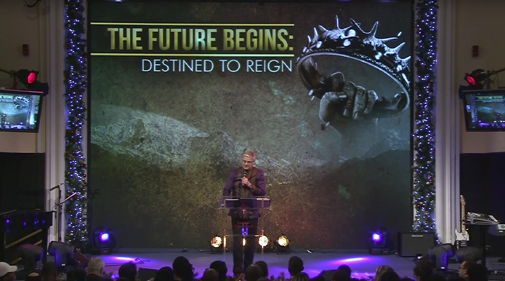 The Future Begins Part 1 – Destined to Reign