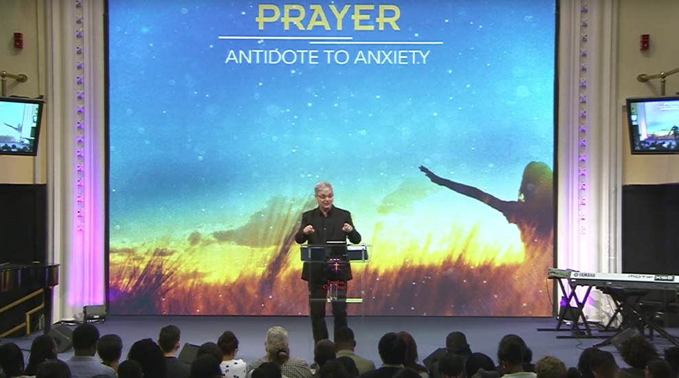 Prayer: Antidote to Anxiety