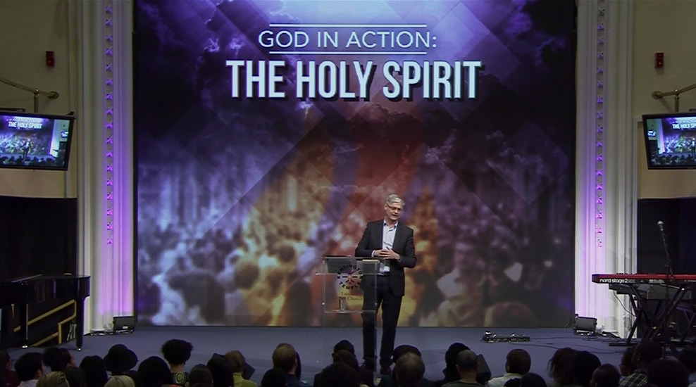 God in Action The Holy Spirit