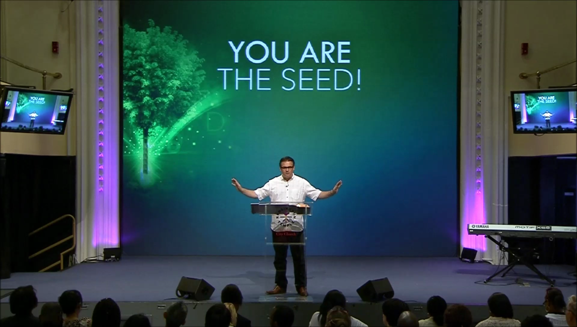 You are the seed