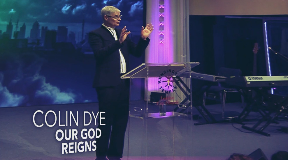Rediscovering the Kingdom: Our God Reigns