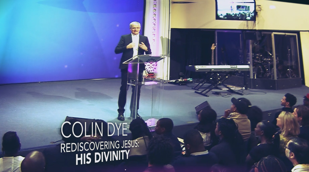 Rediscovering Jesus – His Divinity