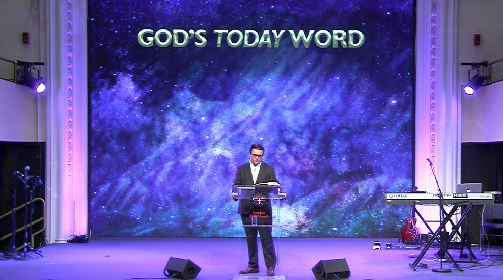 God's Today Word