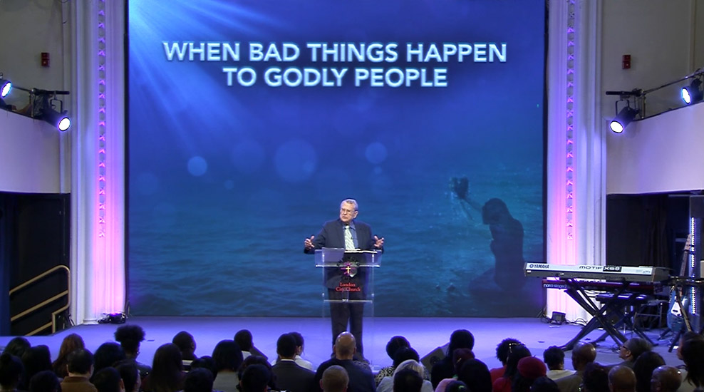When Bad Things Happen to Godly People