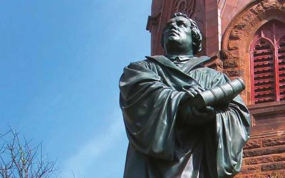 Martin Luther – Celebrating 500 Years Since the Beginning of the Reformation Part 4