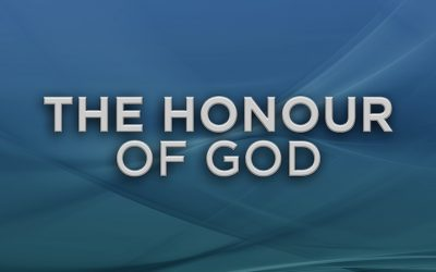 The Honour of God